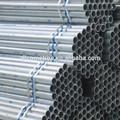 Tuyaux en acier galvanisé clôture/tuyaux en acier de ciment prix par tonne