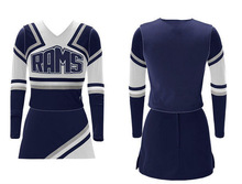 High quality cheerleading uniform,Coolmax sublimation cheerleading uniform,basketball cheering uniform