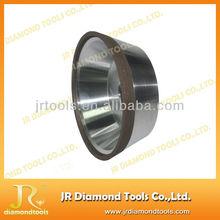 carbide sharpening resin bond cup 11V9 diamond wheel
