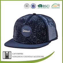 BSCI Audit Hip-hop snapback hat/gorras snapback baratas/nigga snapback cap