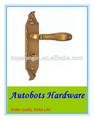 58 tipo de liga de zinco fechadura da porta hardware