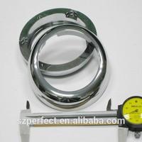 CNC Machining Aluminum Oxidation Circle,King Metal ShenZhen