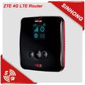 Abierto Original de ZTE MF30 Portable 3 G WiFi Router