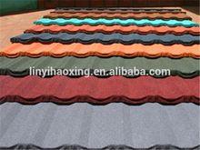 coat stone tile roof