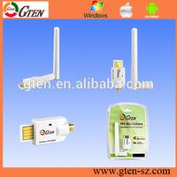Hot worldwide popular high power wireless usb adapter 360000n 150/300Mbps