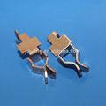 Fabricante de fábrica de cobre estampado de partes, metal que estampa piezas, precisa estampado de partes