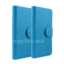 business style leather flip case for samsung GT 3815/ SM 3815