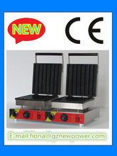 2014 new high praise double belgian waffles cone maker / making machine with cost-effective price for sale