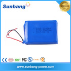 lithium ion polymer 3000mah battery mobile phones with 3000mah battery