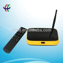 High quality Quad core google android 4.4 4K tv box RK3288 Bluetooth 4.0 2.4Ghz/5Ghz Band Dual WIFI vigica v3