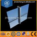 Profil en aluminium de mur rideau, mur rideau prix