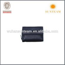 genuine leather girl purse pocket style