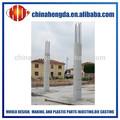 Circle concrete column formwork