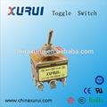 Tres polos doble tiro interruptor/on-off-on 9 pin interruptor de palanca/3-way momentáneo interruptor de palanca
