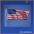 Grand drapeau américain de haute qualité