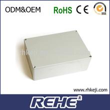 2014 newest High Quality aluminum briefcase tool box extrusion enclosure case waterproof aluminum box FA68