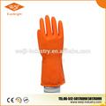 venta caliente de látex del hogar guantes de látex de goma de revestimiento