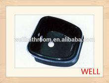 Crystal Stone glass basin 8042