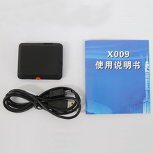 With Hidden Camera X009 GSM GPS Tracker Ultra Mini Size Easy To Hide