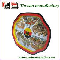 small metal tin tray,fancy tin tray,Metal Tin Tray