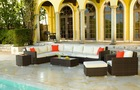rattan sofa and hot sale sofa set for outdoor using!!!