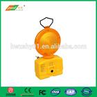 Portable flash led flashing barricade light