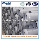 High impact pvc pipe (PVC-M pipe) for water supply