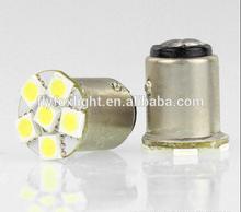 new design SMD 5050 12v BA15D led auto led bulbs CE/ROHS/EMC
