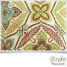 2015 Fashion Oeko-Tex Home textile Custom indian block printed cotton fabric