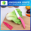 cheap white and black blade zircon ceramic coloured knives