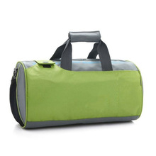 2014 Men Green Duffel Bag