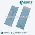 salón de uñas de autoclave bolsa de esterilización