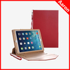 Stand leather Cover Case with Wrist Trap for ipad air