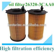 HYUNDAI / KIA oil filter 26320-3CAA0
