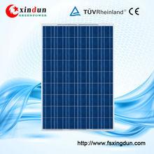 polycrystalline 36v 280watts solar panel price