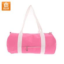 Pink Casual Women Bag Men's Camping Travel Sport Bags