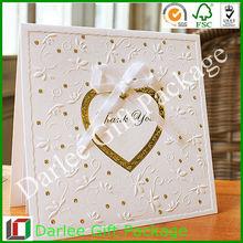 Greeting card teacher's popular teacher's day greating cards high quality teacher day card