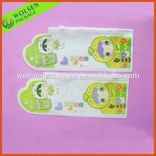China Wholesale PVC bag, Zipper vinyl bags