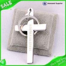 E-x works wholesale cheap cross hip hop pendant