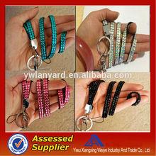 rhinestone bling sparkling crystal lanyard neck string