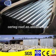 Corrugated Steel Roofing Sheet/Zinc Aluminum Roofing Sheet/Metal Roof