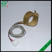 high wattage density in great demand brass Band Heater