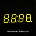 sarı 4 haneli 7 segment led saat modülü ondalık nokta led ekran