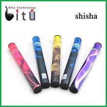 Original brand Newest 500puffs shisha time kits China suppliers electronic shisha electric hookah narghile shisha