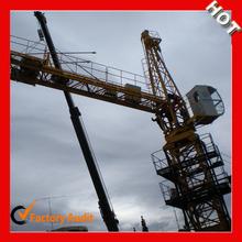 QTZ125(6015) 10t electric control hydraulic rising tower crane