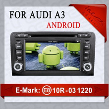 for AUDI A3 (2003-2013) Touch Screen,Bluetooth-enabled,Mp3/Mp4,DVD,Photo Viewer,Radio Tuner Function car DVD GPS Navigation