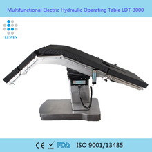 Electric brake system/Lewin brand LDT3000A electro hydraulic operating table/medical supplies