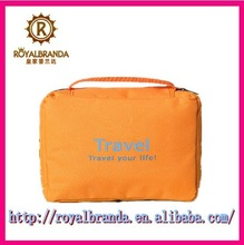2014 wholesale bag 600D cosmetic bag promotion