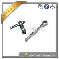 China supplier OEM hardware split pin