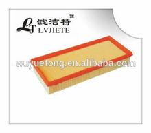 hepa air filter with separator box type air filter metal frame air filter MITSUBISHI VOLVO 30872785